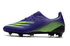 Adidas X Ghosted .1 FG - Purple/Green