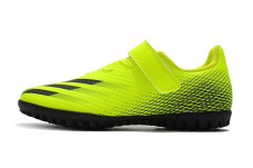 Adidas X Ghosted .4 TF - Yellow/Black
