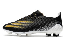 Adidas X Ghosted .1 FG - Black/Gold/White