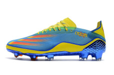 Adidas X Ghosted.1 FG - Blue/Red/Yellow